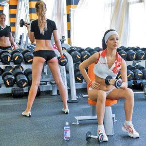 Фитнес-клубы Орды