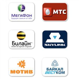 Операторы сотовой связи Орды