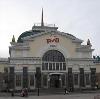 Железнодорожные вокзалы в Орде