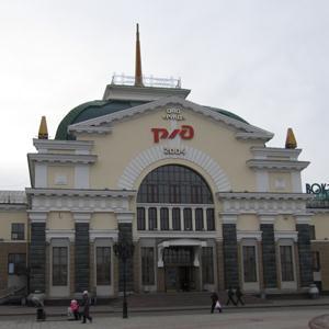 Железнодорожные вокзалы Орды