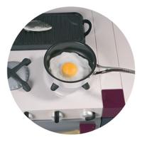 Клуб-ресторан Ева - иконка «кухня» в Орде